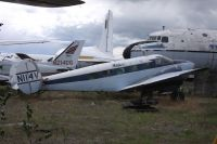Photo: Untitled, Beech Expeditor, N114V