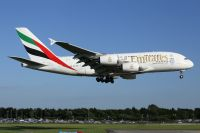 Photo: Emirates, Airbus A380, A6-EOS