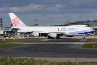 Photo: China Airlines Cargo, Boeing 747-400, B-18717
