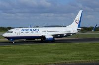 Photo: Orenair, Boeing 737-800, VQ-BEN
