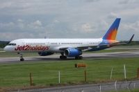 Photo: Jet2, Boeing 757-200, G-LSAK