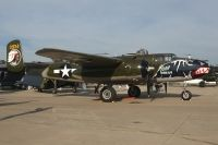 Photo: Untitled, North American B-25 Mitchell, N5672V (0934)