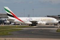 Photo: Emirates, Airbus A380, A6-EEB