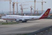 Photo: Yangtze River Express, Boeing 747-400, B-2437