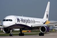Photo: Monarch Airlines, Boeing 757-200, G-MONK