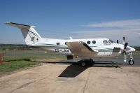 Photo: Untitled, Beech King Air, ZS-LAW