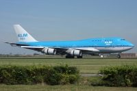Photo: KLM Asia, Boeing 747-400, PH-BFD
