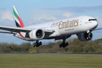 Photo: Emirates, Boeing 777-300, A6-ENT