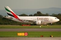 Photo: Emirates SkyCargo, Airbus A310, A6-EFB