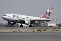 Photo: Pakistan International Airlines - PIA, Airbus A310, AP-BGP