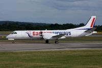 Photo: Eastern Airways, Saab 2000, G-CDKB