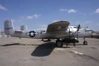 Photo: Untitled, North American B-25 Mitchell, N9856C
