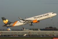 Photo: Thomas Cook Airlines, Airbus A321, G-TCDE