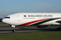 Photo: Biman Bangladesh, Boeing 777-300, S2-AFO