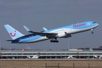 Photo: Thomson Holidays, Boeing 767-300, G-OBYG