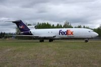 Photo: Federal Express / FedEx Express, Boeing 727-200, N467FE