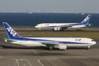 Photo: All Nippon Airways - ANA, Boeing 767-300, JA8579
