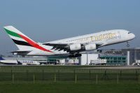 Photo: Emirates, Airbus A380, A6-EEA