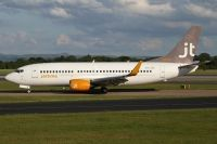 Photo: Jet Time, Boeing 737-300, OY-JTC