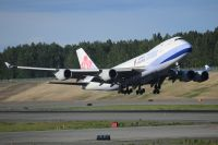 Photo: China Airlines Cargo, Boeing 747-400, B-18715