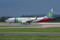 Photo: Transavia, Boeing 737-800, PH-HZR