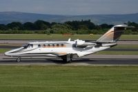 Photo: Untitled, Cessna Citation, G-OODM
