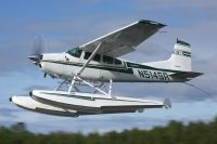 Photo: Untitled, Cessna 185 Skywagon, N5145R