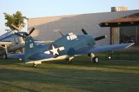 Photo: United States Navy, Grumman F6F-3 Hellcat, 12