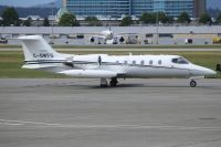 Photo: Untitled, Lear Learjet 35A, C-GWFG