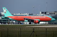 Photo: Windrose, Airbus A320, UR-WRM