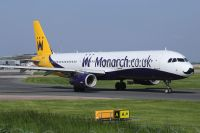 Photo: Monarch Airlines, Airbus A321, G-OZBE