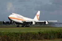 Photo: Surinam Airways, Boeing 747-300, PZ-TCM