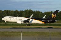 Photo: United Parcel Service - UPS, Boeing 767-300, N353UP