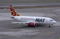 Photo: Macedonian Airlines, Boeing 737-500, Z3-AAH