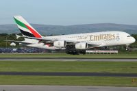 Photo: Emirates, Airbus A380, A6-EOP