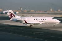 Photo: Qatar Executive, Canadair Challenger, A7-CEC