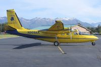 Photo: US Forest Service, Aero Commander Aero Commander 500S, N909AK