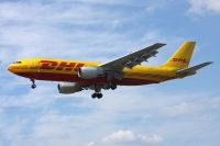 Photo: DHL, Airbus A300, EI-OZF