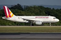Photo: Germanwings, Airbus A319, D-AKNP
