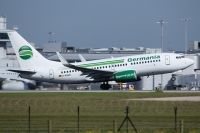 Photo: Germania, Boeing 737-700, D-AGEN