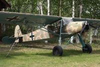 Photo: Untitled, Fiesler FI-156 Storch, N555VV
