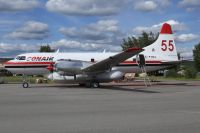 Photo: Conair, Convair CV-580, C-FHKF