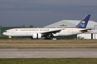 Photo: Saudi Arabian Airlines, Boeing 777-200, HZ-AKH