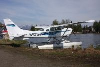 Photo: Untitled, Cessna 206, N67DG