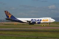 Photo: Atlas Air, Boeing 747-200, N540MC