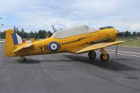 Photo: Canadian Museum Of Flight, Noorduyn AT-16 Harvard, CF-GME