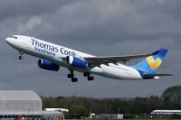 Photo: Thomas Cook Scandinavia, Airbus A330-200, OY-VKF