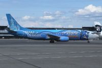 Photo: Alaska Airlines, Boeing 737-400, N706AS