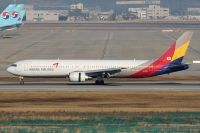 Photo: Asiana Airlines, Boeing 767-300, HL7514
