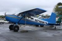 Photo: Untitled, Cessna 185 Skywagon, N714NK